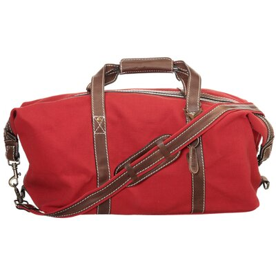 Latico Leathers Southport Canvas Duffel Bag