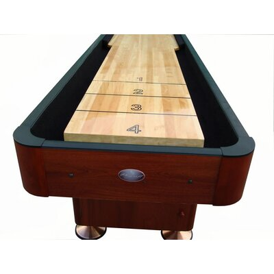 Playcraft Woodbridge 14' Cherry Shuffleboard