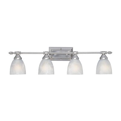 Designers Fountain Apollo 4 Light Vanity Light