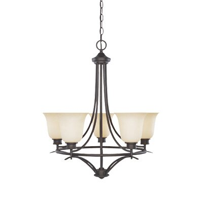 Montego 5 Light Chandelier