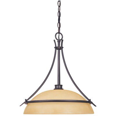 Madison 1 Light Down Pendant