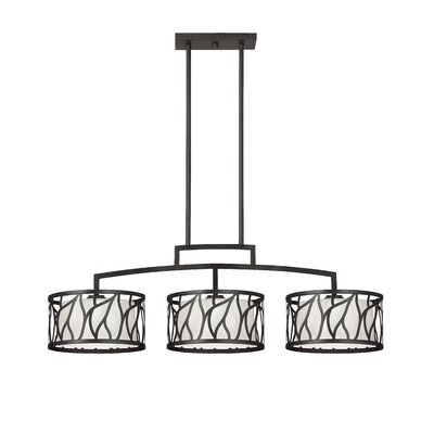 Modesto 3 Light Kitchen Island Pendant