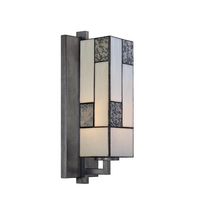 Designers Fountain Bradley 1 Light Wall Sconce