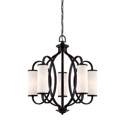 Designers Fountain Bellemeade 5 Light Chandelier