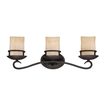 Designers Fountain 3 Light Bath Vanity Light