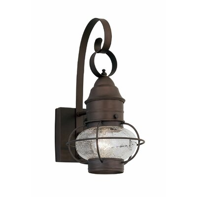 <strong>Designers Fountain</strong> Nantucket Onion Wall Lantern