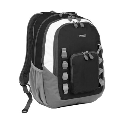 J World Willow School Laptop Backpack