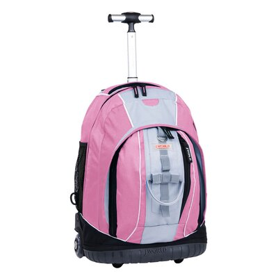 Twinkle Rolling Backpack with Lightening Wheels