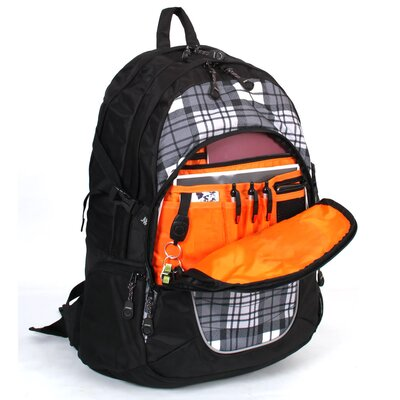 J World Harris Laptop Backpack