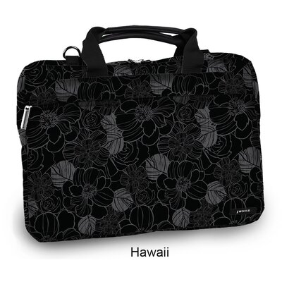 "J World Jeanie 13.4"" Laptop Briefcase"