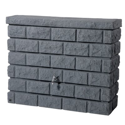 GRAF 105 gal. Brick Wall Rain Barrel