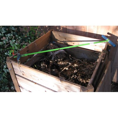 Exaco Spyro Compost Mixing Tool
