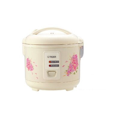Tiger Steamer Pan Rice Cooker with Indicator Lights