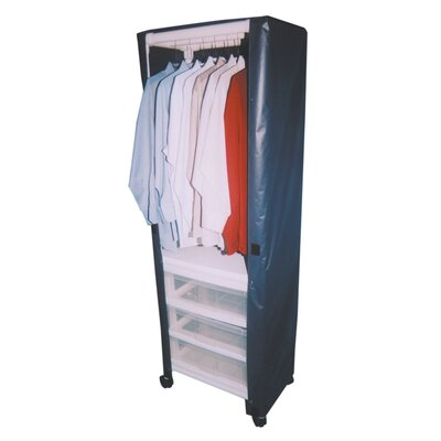 MJM International Hanging Linen Cart with Cover and Optional Accessory Bags