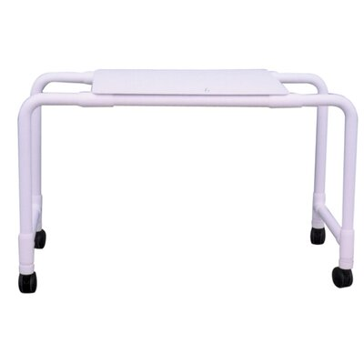 MJM International Rolling Over Bed Table