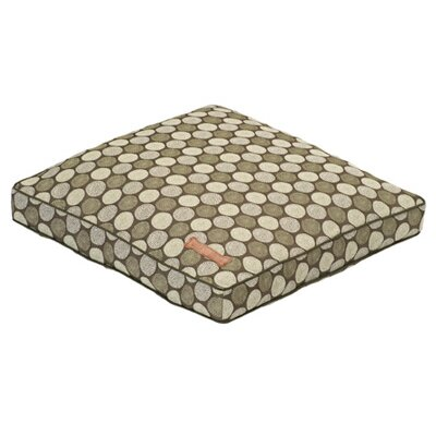 Jax & Bones Medallion Rectangular Dog Pillow