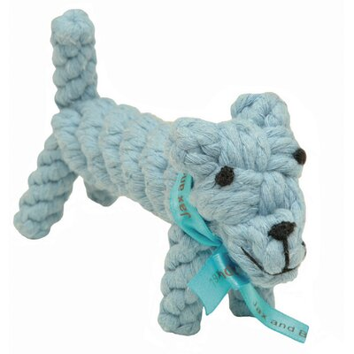 Jax & Bones Lucky the Dog Rope Dog Toy