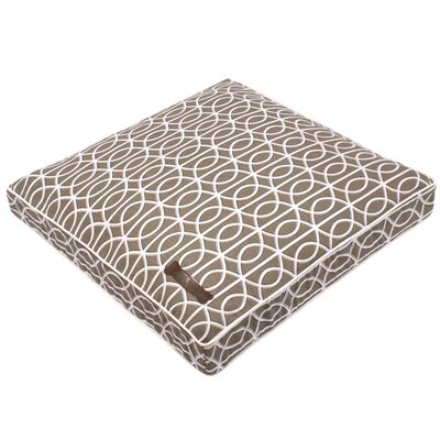 Jax & Bones Ferla Square Pillow Dog Bed