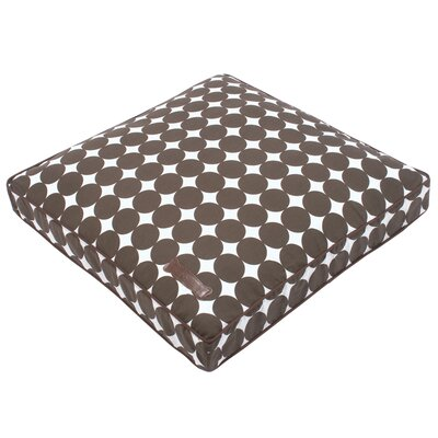 Jax & Bones Speckle Square Pillow Dog Bed