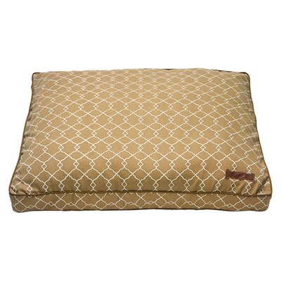 Jax and Bones Rectangle Indoor / Outdoor Dog Pillow