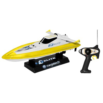 Megatech H2O Elite 2-Channel Electric Speedboat
