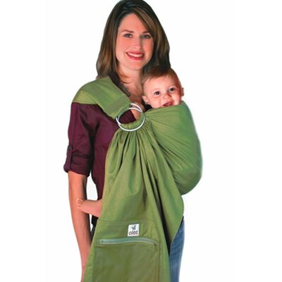 Zolowear Organic Cotton Baby Carrier Sling