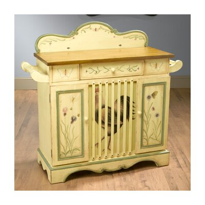 AA Importing Country Rooster Sideboard