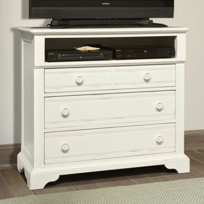 kathy ireland Home by Vaughan Cottage Grove 3 Drawer Dresser