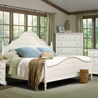Cottage Grove Panel Bed