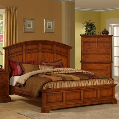 kathy ireland Home by Vaughan Pennsylvania Country Panel Bedroom Collection