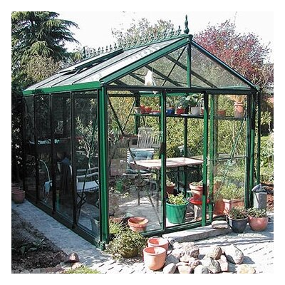 Janssens of Belgium Royal Victorian Glass Greenhouse
