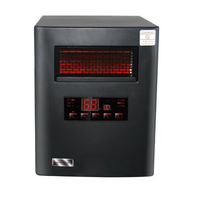 Advanced Tech Infrared Heat Pro Infrared Cabinet Space Heater
