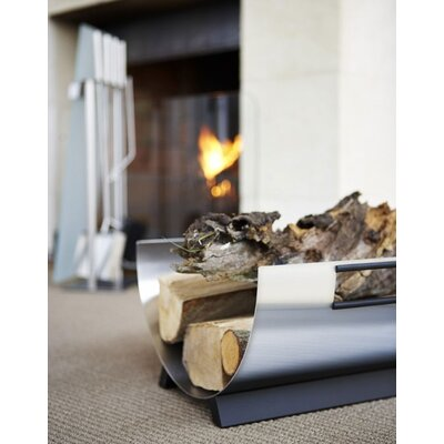 Blomus Chimo Curved Fireplace Set