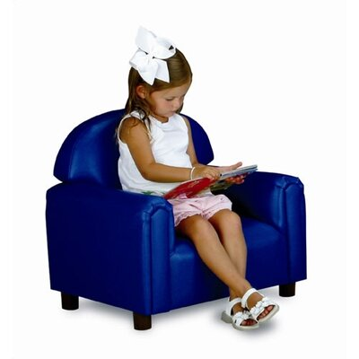 "Brand New World ""Just Like Home"" Vinyl Upholstery Chair (Toddler, Preschool & School-Age)"