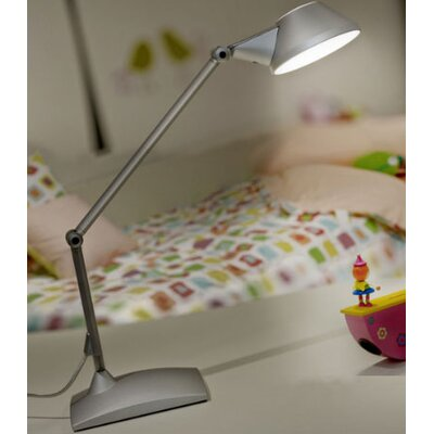 "B.Lux Petite 48"" H Table Lamp with Bowl Shade"