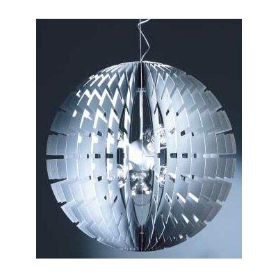 B.Lux Helios Metal Pendant Light