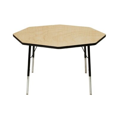 "Mahar Toddler Height 48"" Octagon Table"