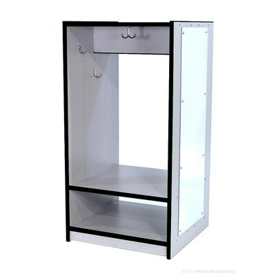 Mahar Dramatic Play Unit with Acrylic Mirror