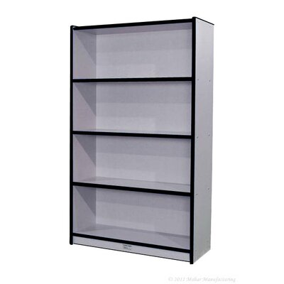 "Mahar Single-Sided 60"" Bookcase"