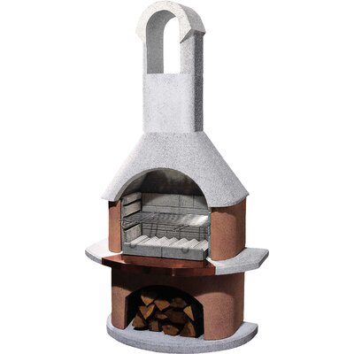 Buschbeck Cape Cod Outdoor Fireplace