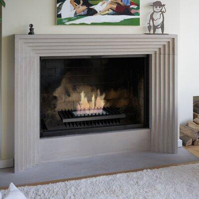 Grate Bio Ethanol Insert Fireplace
