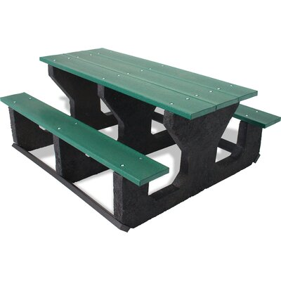 Ultra Play UltraSite ADA Recycled Plastic Portable Table