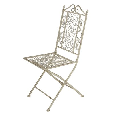 Privilege Bistro Folding Dining Side Chair