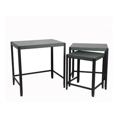 Privilege 3 Piece Nesting Table