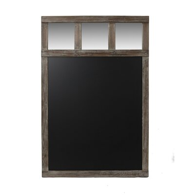 "Privilege Vintage Wall 3'4"" x 2'8"" Chalkboard"