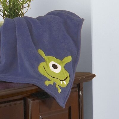 Monster Buds Boa Blanket
