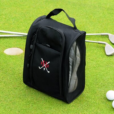 Cathys Concepts Custom Golf Shoe Bag