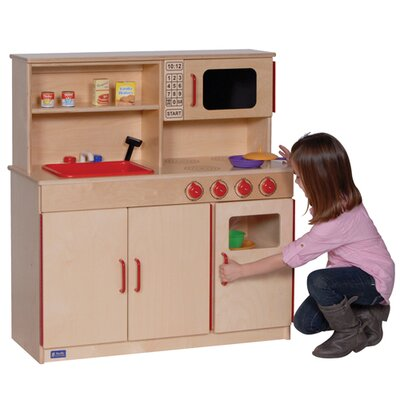 Steffy Wood Products 4-in-1 Kitchen Center