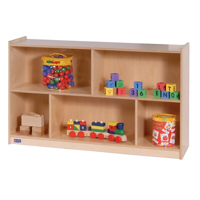 "Steffy Wood Products 30"" Mobile Storage Unit"