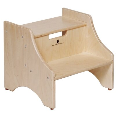 Steffy Wood Products Step Stool